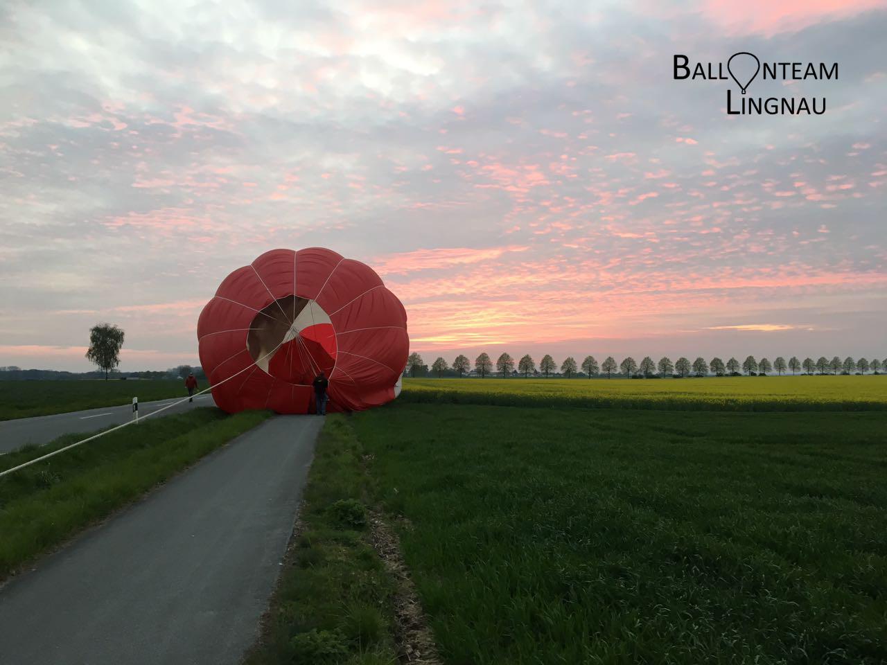 Ballonfahrt Lippstadt