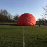Ballonstart Freibad Stromberg