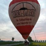 Heißluftballon Libori Galerie